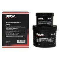 Devcon 11420 Dark Gray Wear Resistant Putty WR-2 - 3 lb Kit (1 Kit)