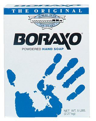 Dial DIA 02203 Boraxo Powdered Hand Soaps, Unscented, Box (10 Pack)