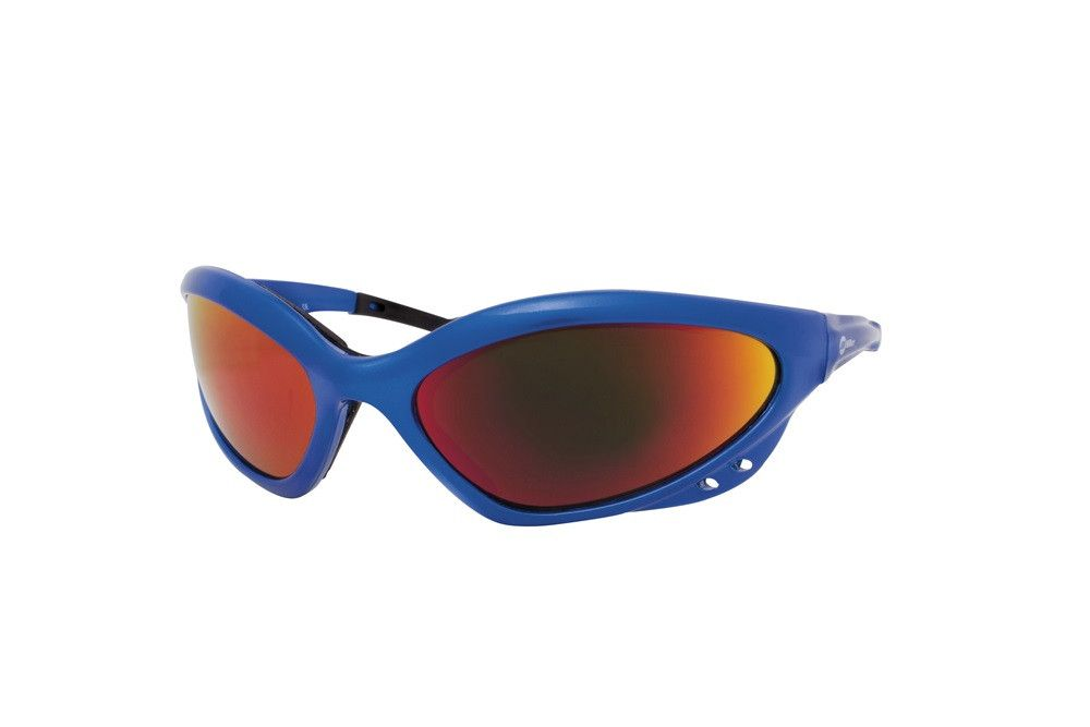 Miller 235657 Blue Frame Shade 5 Safety Glasses