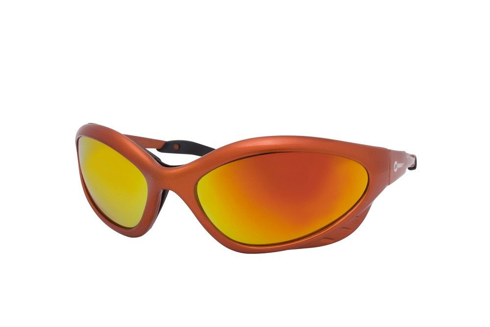 Miller 235659 Orange Frame Shade 5 Safety Glasses