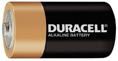 Duracell MN1500BKD 1.5V AA DuraLock Power Preserve CopperTop Alkaline Batteries - 24 per Box (1 Box)