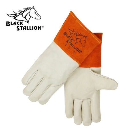 Revco 25 Black Stallion® Cowhide Mig Welding Gloves