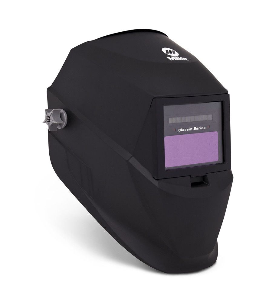 Miller 251292 Black Classic Series Welding Helmet Right Side