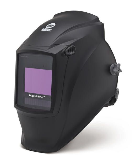Miller 257213 Black Digital Elite Welding Helmet right