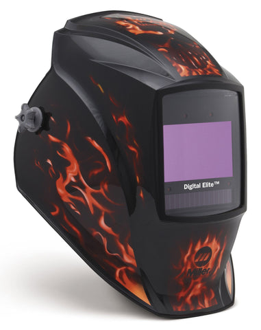 Miller 281003 Inferno Digital Elite ClearLight Lens Welding Helmet