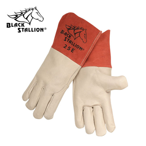 Revco 25E Black Stallion® Cowhide MIG Welding Gloves