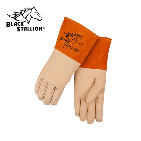 Revco 26 Black Stallion® Pigskin Mig Welding Gloves
