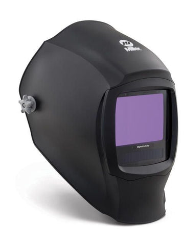 Miller 280045 Black Digital Infinity Welding ClearLight Lens Welding Helmet