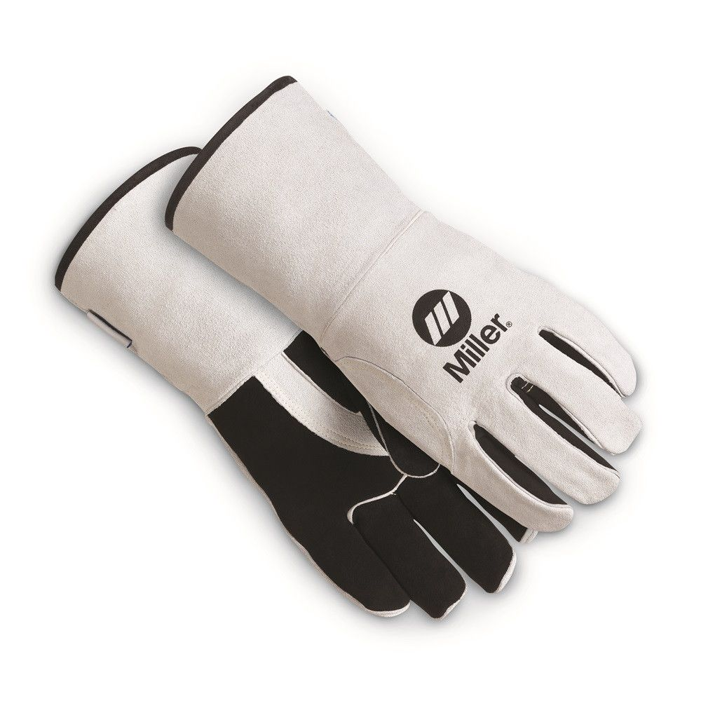Miller Classic Heavy-Duty MIG/Stick Gloves (1 Pair)