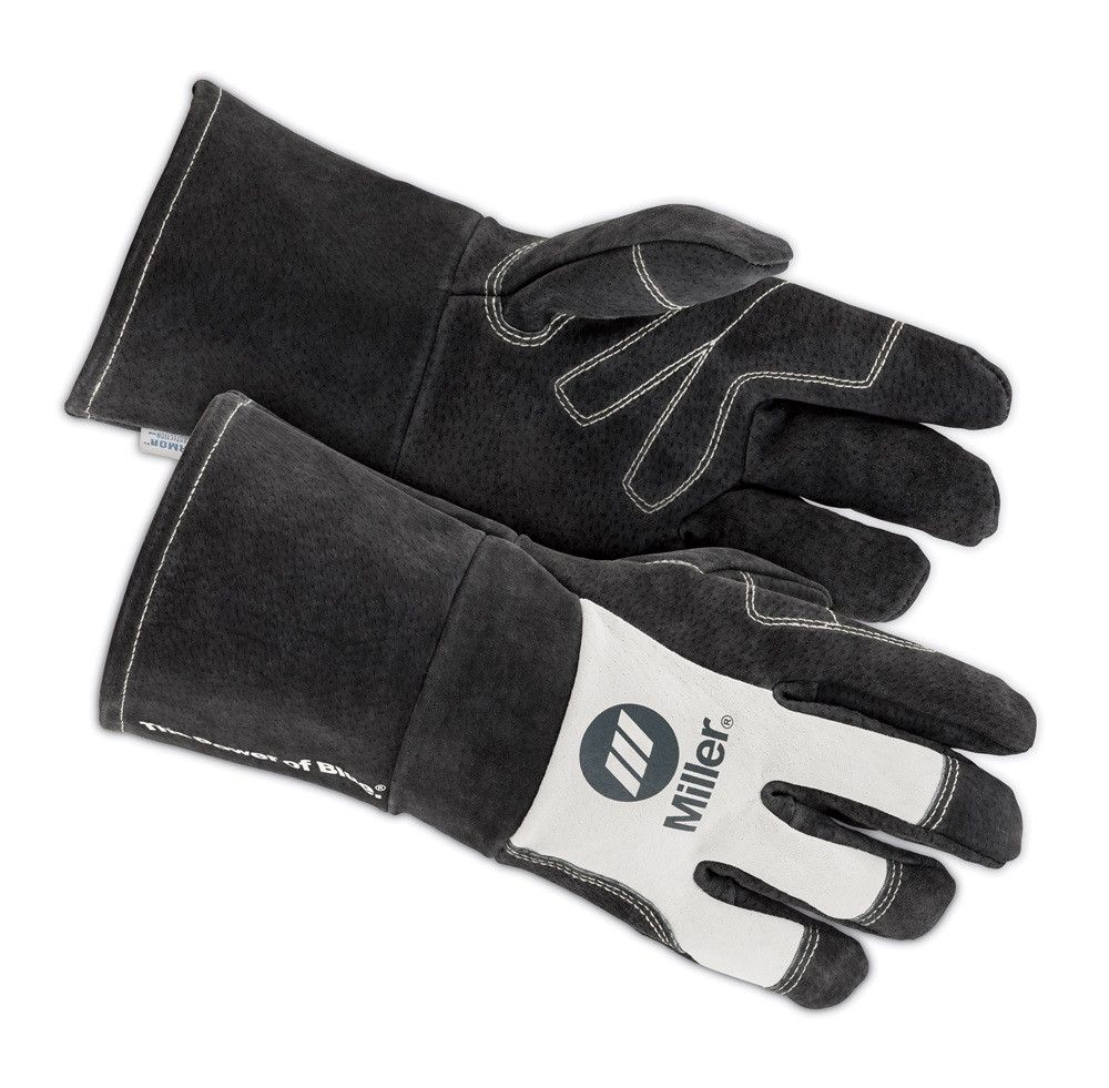 Miller Classic Pig Leather MIG Gloves (1 Pair)