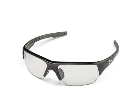 Miller 272191 Spatter Black Frame Clear Safety Glasses (1 Each)