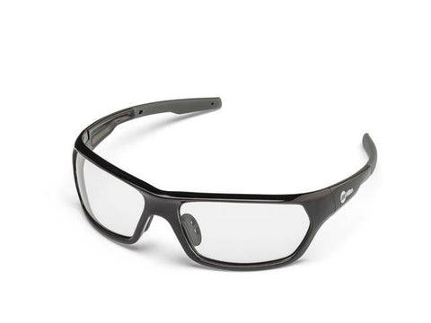 Miller 272201 Slag Black Frame Clear Safety Glasses (1 Each)