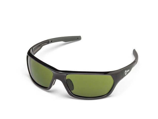 Miller 272204 Slag Black Frame Shade 3 Safety Glasses Left Side