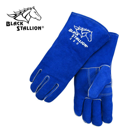Revco 280 Black Stallion® Cowhide Stick Welding Gloves