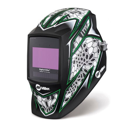 Miller 281007 Raptor Digital Elite ClearLight Lens Welding Helmet