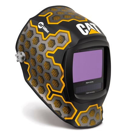 Miller 282007 Cat® 2nd Edition Digital Infinity™ Welding Helmet