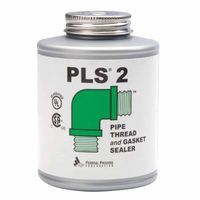 Gasoila Chemicals PB04 PLS 2 Premium Thread & Gasket Sealers, 1/4 pt Can, Dark Gray (1 Can)