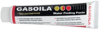 Gasoila Chemicals WT25 2.5 OZ TUBE WATER FINDING PASTE