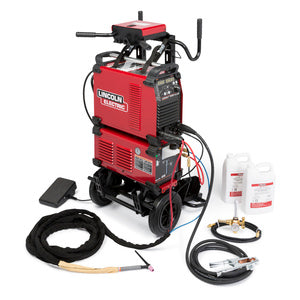 Lincoln K4342-1 Aspect 230 AC/DC Water Cooled TIG Welder One-Pak