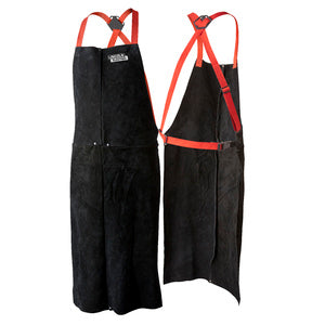 Lincoln K3110-ALL Split Leather Welding Apron (1 Apron)