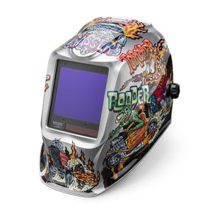 Lincoln K4440-4 Viking™ 3350 Hot Rodders™ Welding Helmet