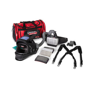 Lincoln K4550-3 Viking™ 3250D FGS PAPR w/ Extended Battery (Welding Helmet)