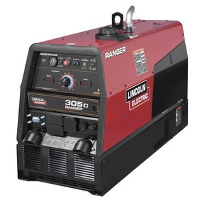 Lincoln K1727-4 Ranger® 305 D Final Engine Driven Welder (Kubota®)