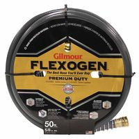 Gilmour 10058050 Flexogen Garden Hose, 5/8 in X 50 ft, Gray 1 EA