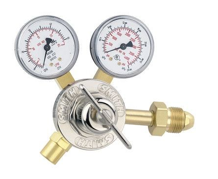 Miller 31-50-580 50 SCFH Flow Gauge Argon Regulator