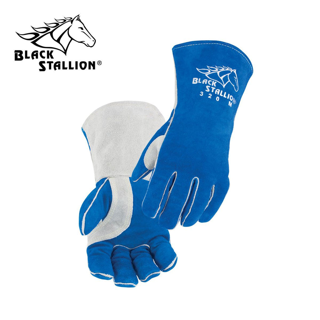 Revco 320 Black Stallion® Cowhide Stick Welding Gloves