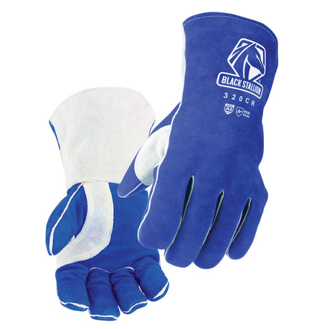 Revco 320CR A6 Cut Resistant Side Split Cowhide Welding Gloves (1 Pair)