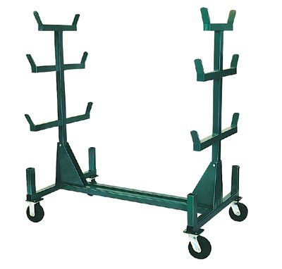 Greenlee 668 MOBILE PIPE RACK (1 EA)