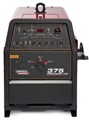 Lincoln K2622-2 Precision TIG 375 TIG Welder 230/460/575/1/60