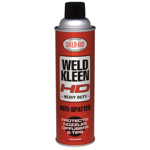 Weld Aid 007030 Weld-Kleen HD  Anti Spatter (20oz Can)