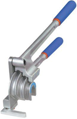 "Imperial Stride Tool 370-FHC Triple Header Benders, 180 Bender, 3/16"", 1/4"", 3/8"", 1/2"", Alum, Copper, Steel (1 EA)"