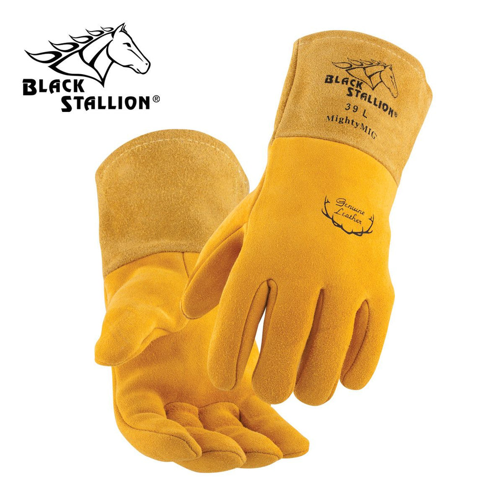 Revco 39 Black Stallion® Mighty MIG Welding Gloves (72 Pairs)