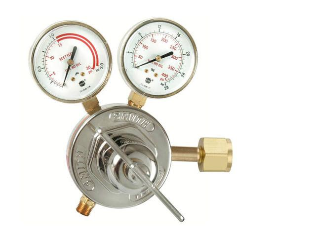 Smith HD Acetylene Regulator - 40-15-300