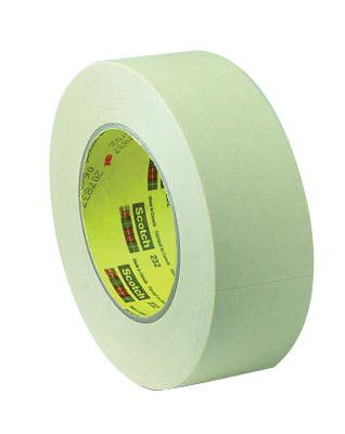 3M 021200-02854 Scotch High Performance Masking Tapes 232, 5.15 in X 60 yd (1 Roll)