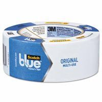 3M 051115-09168 Scotch-Blue Multi-Surface Painter's Tape, 2 in X 60 yd 6 Rolls
