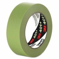3M 051115-64763 High Performance Green Masking Tape (12 Rolls)