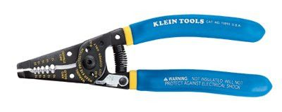 Klein Tools 11055 KLEIN-KURVE WIRE STRIPPER/CUTTER FOR 10-18 AWG 1 EA