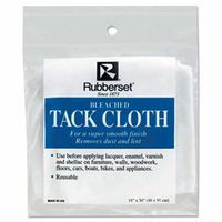 Rubberset 115829000 Clear 18 in X 36 in Tack Cloth