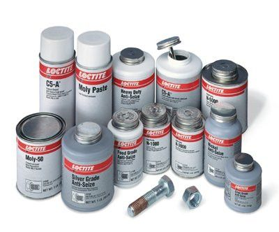 Loctite 1167237 Food Grade Anti-Seize, 8 oz Brush Top Can (1 EA)