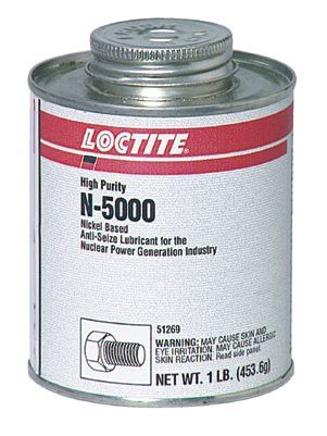 Loctite 51269 N-5000 High Purity Anti-Seize, 1 lb Can (1 Can)