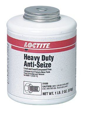 Loctite 51605 Heavy Duty Anti-Seize, 9 oz Can (1 Can)