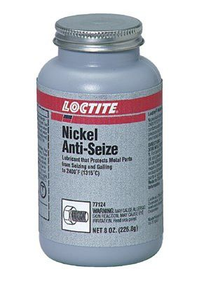 Loctite 77124 Nickel Anti-Seize, 8 oz Can (1 Can)