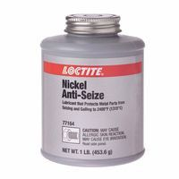 Loctite 77164 Nickel Anti-Seize, 1 lb Can (1 Can)