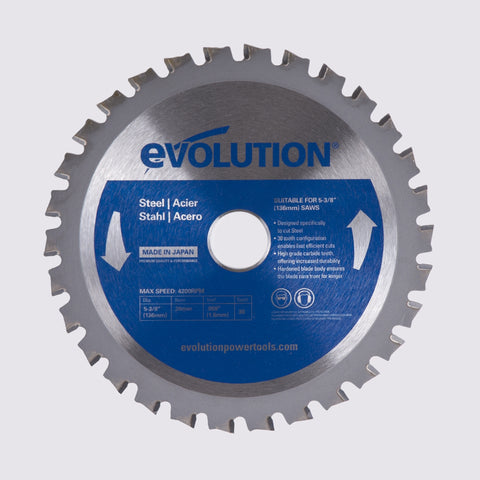 "Evolution 5-3/8BLADEST 5 3/8"" Saw Blade"