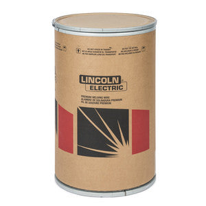 "Lincoln ED031593 .052 METALSHIELD MC-706 500LB DRUM (20"")"