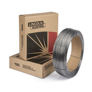 "Lincoln ED010955 5/32"" Lincolnweld LAC-B2 Submerged Arc Wire (50lb Coil)"